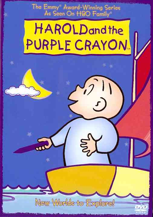 HAROLD AND THE PURPLE CRAYON:NEW WORL BY MATHEUS,CONNOR (DVD)